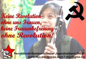Kampf um Frauenbefreiung