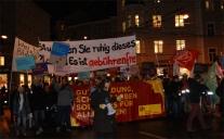 StudentInnendemo 5.12.12 Wien